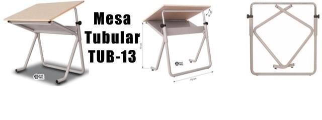 Mesa Para Desenho Trident TUB-13
