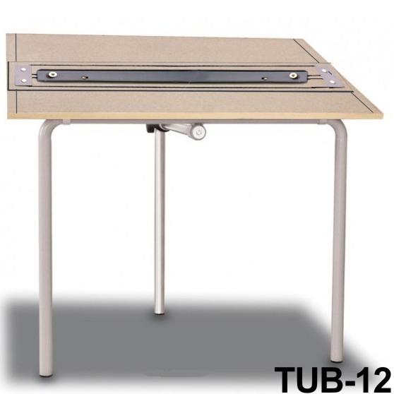 Mesa Para Desenho com Regua Paralela TUB12 PA