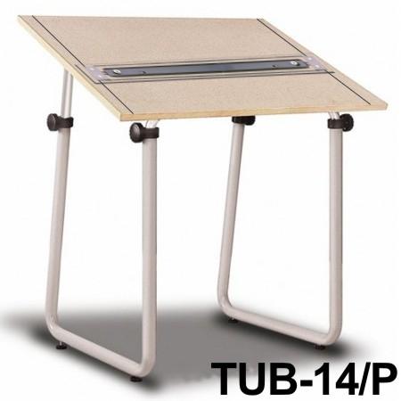 Mesa Para Desenho com Regua Paralela TUB14P PA