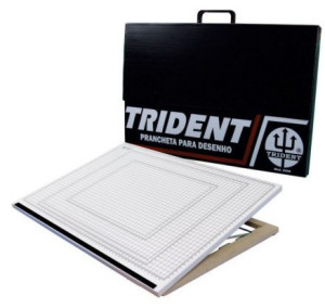 Prancheta Para Desenho Trident 8506
