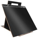 Prancheta Portátil Trident A4 Black Articulada